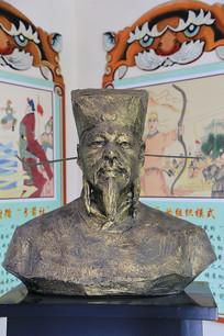 北宋韩琦雕像
