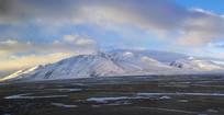 青藏高原全景图
