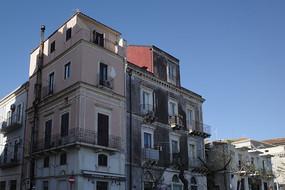 陶尔米纳历史建筑