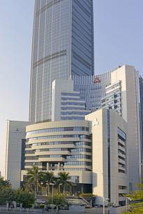 中国人民银行深圳分行建筑外景