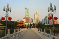 深圳荔枝公园-深圳金融街