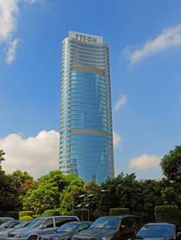 深圳中兴通讯总部大楼