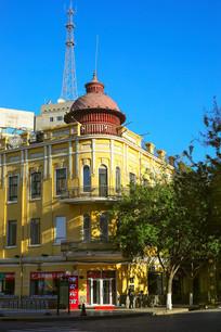 哈尔滨邮局旧址