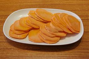 火锅菜土豆片