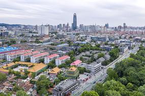 济南绿地中心商业广场