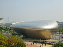 深圳欢乐海岸OTC创意展示中心俯瞰