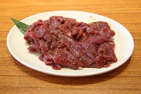 鲜切牛肉火锅菜