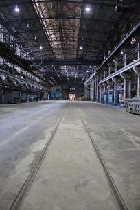 大型工业厂房设备