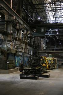 东北工业基地厂房设备