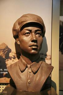 东北军烈士雕像