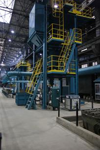 工业厂房机电设备