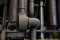 工业厂房机器设备