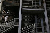 工业厂房楼梯