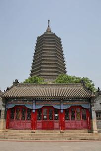 广济寺古塔