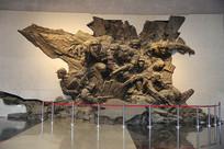 辽沈战役东北解放军雕像