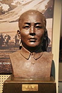 烈士李兆麟雕像