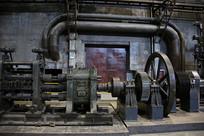 重工业厂房机电设备