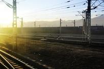 高原日出铁路