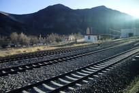 高原铁路沿线