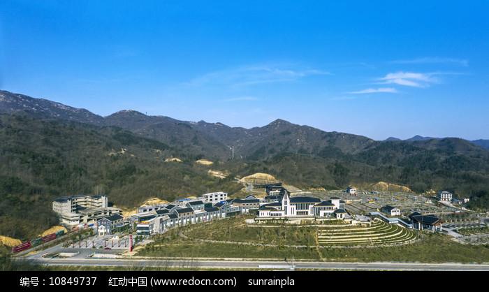 鸡公山风景区游客集散服务中心图片