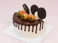 美味的生日蛋糕