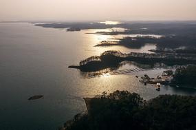 南湾湖上好风光