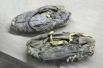 红军女战士过雪山防滑鞋