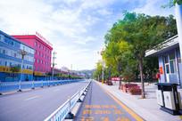 静乐县政府街