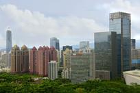 深圳城市俯瞰