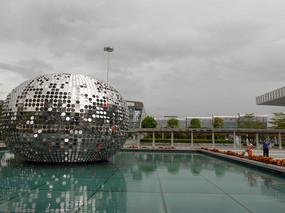 深圳北站-广场雕塑