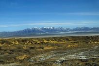 远山黄土高原