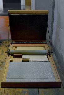 深圳近代第一家印刷厂的印刷机