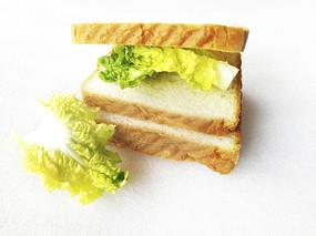 蔬菜面包素材