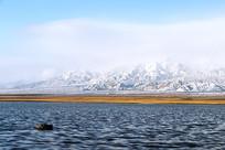 青海高原湖光山色