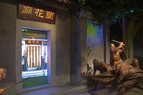 庚子惠州之役雕塑