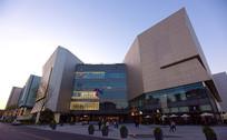 上海七宝万科广场的建筑外部