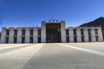 高原车站拉萨