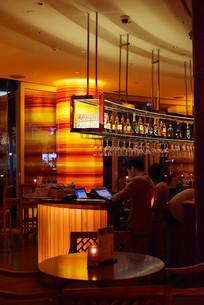 上海炫酒吧一角