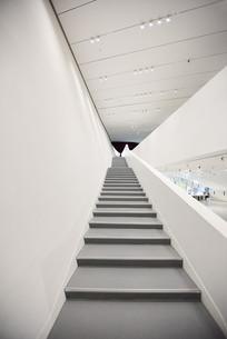 万林艺术博物馆的楼梯设计