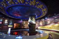 中国武术博物馆的展厅