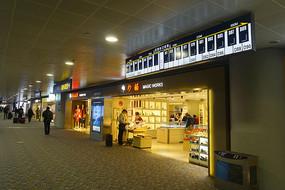 上海浦東機場商業購物區
