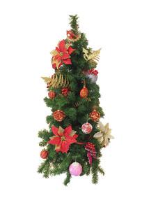 圣诞节的圣诞树