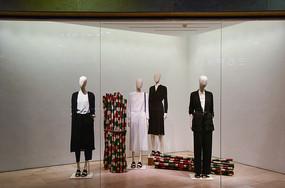 时尚商务女装模特