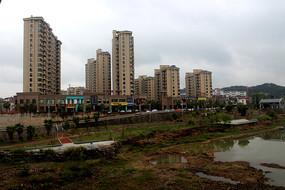 信丰县竹林居住宅区