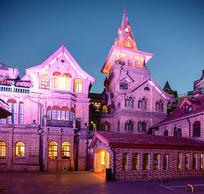 上海马勒别墅夜景