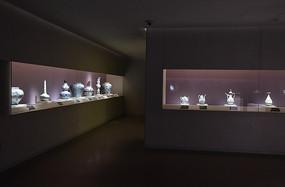 上海震旦博物馆的展厅