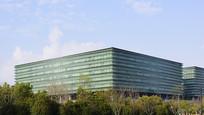 现代化工厂建筑