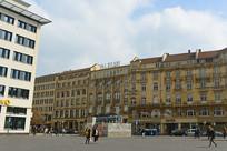 德国法兰克福城市风光
