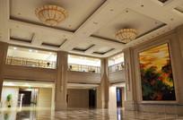 复旦大学光华楼大厅