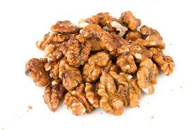 美味小吃蜂蜜琥珀核桃仁